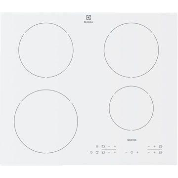 Варочная панель ELECTROLUX EHH96340IW,  индукционная,  независимая,  белый