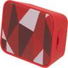 Колонка порт. Philips BT110 красный 4WMono BT/3.5Jack 20м 800mAh (BT110R/00)