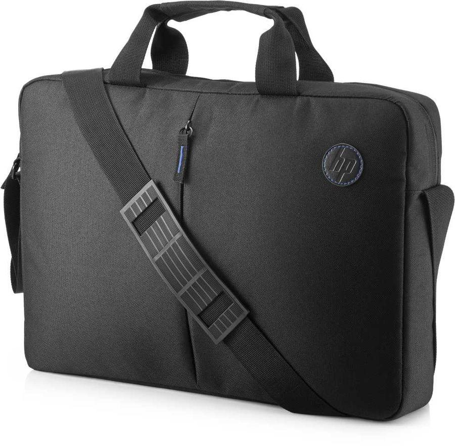"""Сумка для ноутбука 15.6"""" HP Focus Topload, черный [t9b50aa]"""