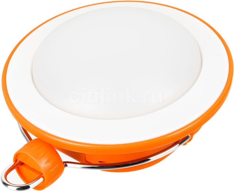Купить Походный (кемпинговый) фонарь ЯРКИЙ ЛУЧ CL-360A Походная люстра 6, оранжевый в интернет-магазине СИТИЛИНК, цена на Походный (кемпинговый) фонарь ЯРКИЙ ЛУЧ CL-360A Походная люстра 6, оранжевый (431309) - Тверь