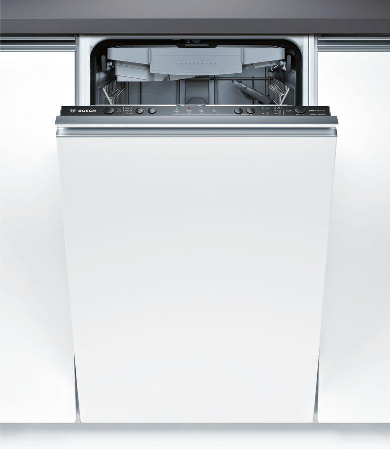Посудомоечная машина узкая BOSCH SPV47E10RU,  белый