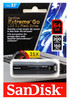 Флешка USB SANDISK Extreme 64Гб, USB3.1, черный [sdcz800-064g-g46] вид 2