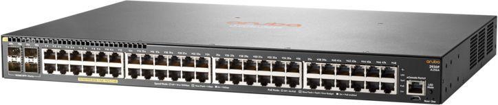 Коммутатор HPE Aruba 2930F, JL256A
