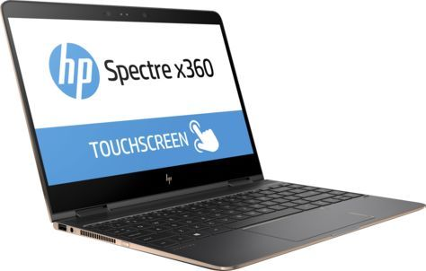 Ноутбук-трансформер HP Spectre x360 13-ac003ur, 13.3, Intel Core i7 7500U 2.7ГГц, 16Гб, 512Гб SSD, Intel HD Graphics 620, Windows 10, 1DM59EA, темно-серебристыйНоутбуки<br>экран: 13.3; cенсорный экран; разрешение экрана: 3840х2160; тип матрицы: IPS; процессор: Intel Core i7 7500U; частота: 2.7 ГГц (3.5 ГГц, в режиме Turbo); память: 16384 Мб, LPDDR3; SSD: 512 Гб; Intel HD Graphics 620; WiFi;  Bluetooth;  WEB-камера; Windows 10<br><br>Линейка: Spectre x360