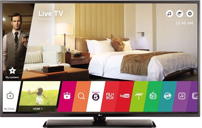 LED телевизор LG 43UW761H