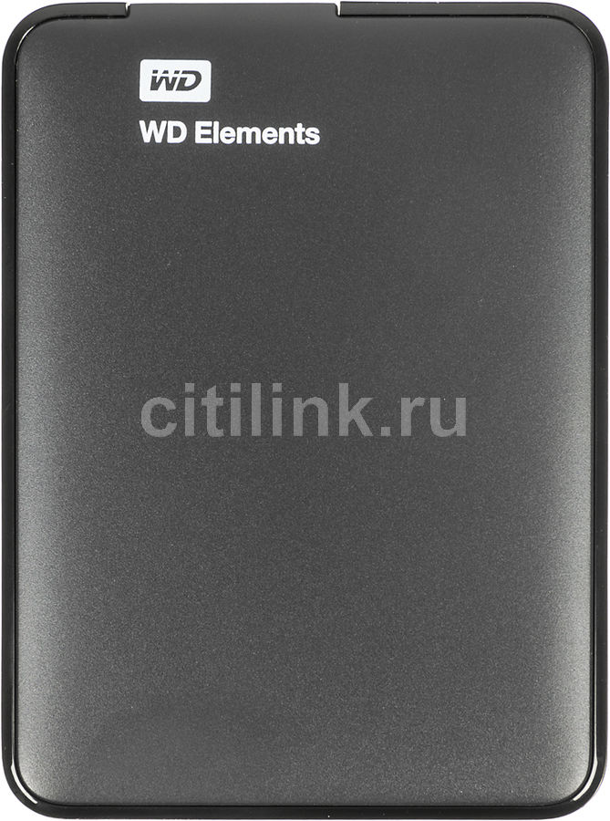 Внешний жесткий диск WD Elements Portable WDBU6Y0020BBK-WESN, 2Тб, черный single green board multidiag pro 2014 r2 keygen