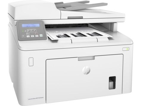 МФУ лазерный HP LaserJet Ultra MFP M230sdn RU,  + 3 картриджа,  A4,  лазерный,  белый [g3q76a]
