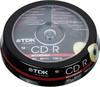Оптический диск CD-R TDK 700Мб 52x, 10шт., cake box вид 1