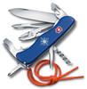 Складной нож VICTORINOX SKIPPER, 18 функций,  111мм, синий  [0.8593.2w] вид 1