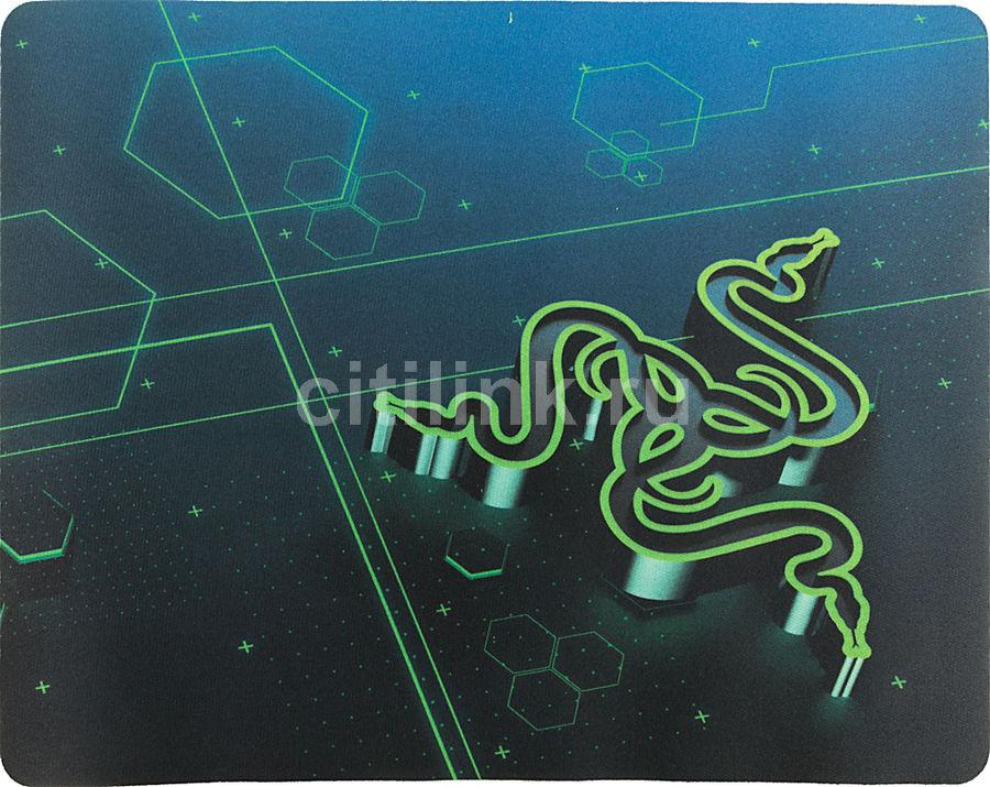 Коврик для мыши RAZER Goliathus Mobile,  зеленый/рисунок [rz02-01820200-r3m1]