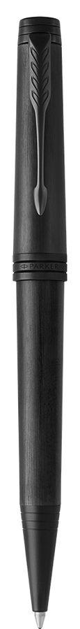 Ручка шариковая Parker Premier K564 (1931430) Monochrome Black M черные чернила подар.кор.