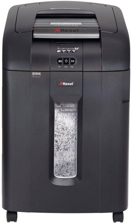Уничтожитель бумаг REXEL Auto+ 600M,  P-5,  2х15 мм [2104500eua]
