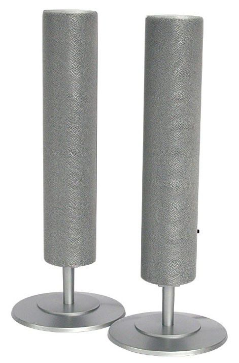 Колонки SVEN 250,  серебристый [sv-0110250sl]