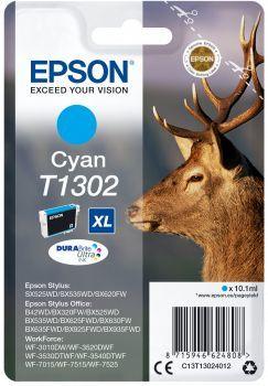 Картридж EPSON T1302 голубой [c13t13024012]