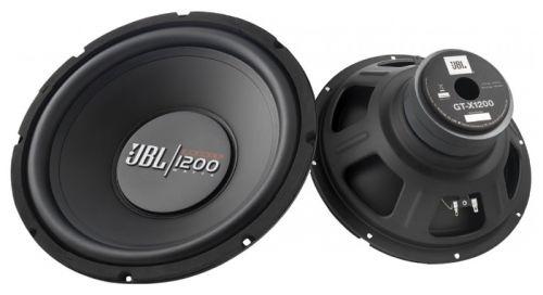 Сабвуфер автомобильный JBL GT-X1200,  1200Вт