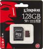 Карта памяти microSDXC UHS-I U3KINGSTON 128 ГБ