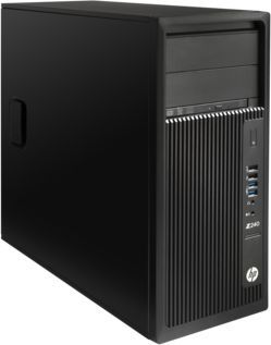 Рабочая станция  HP Z240,  Intel  Core i7  7700K,  DDR4 16Гб, 256Гб(SSD),  Intel HD Graphics 630,  DVD-RW,  CR,  Windows 10 Professional,  черный [y3y83ea]