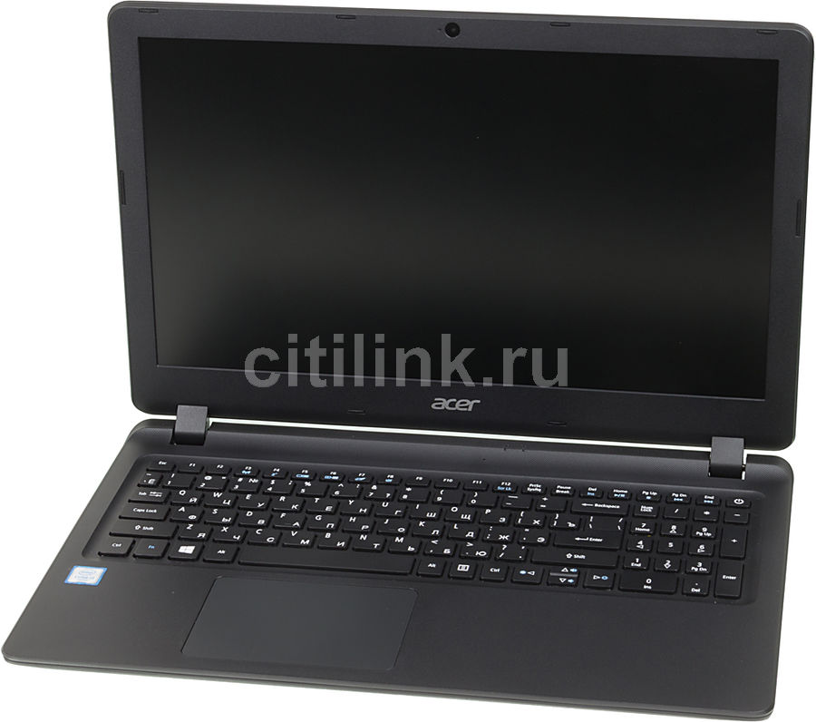 Ноутбук ACER Extensa EX2540-31T8, 15.6, Intel Core i3 6006U, 2.0ГГц, 6Гб, 1000Гб, Intel HD Graphics 520, DVD-RW, Linux, черный [nx.efger.027]