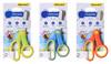 Ножницы Silwerhof 453071 Пластилиновая коллекция детские 125мм ручки с резиновой вставкой нержавеюща вид 4