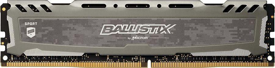Модуль памяти CRUCIAL Ballistix Sport LT BLS8G4D26BFSB DDR4 -  8Гб 2400, DIMM,  Ret