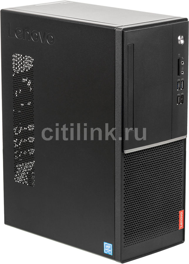 Компьютер LENOVO V320-15IAP, Intel Pentium J4205, DDR3L 4Гб, 1000Гб, Intel HD Graphics 505, CR, Free DOS, черный [10n5s00a00]Компьютеры<br>процессор: Intel Pentium J4205; частота процессора: 1.5 ГГц (2.6 ГГц, в режиме Turbo); оперативная память: SO-DIMM, DDR3L 4096 Мб 1600 МГц; видеокарта: Intel HD Graphics 505; HDD: 1000 Гб, 7200 об/мин<br>
