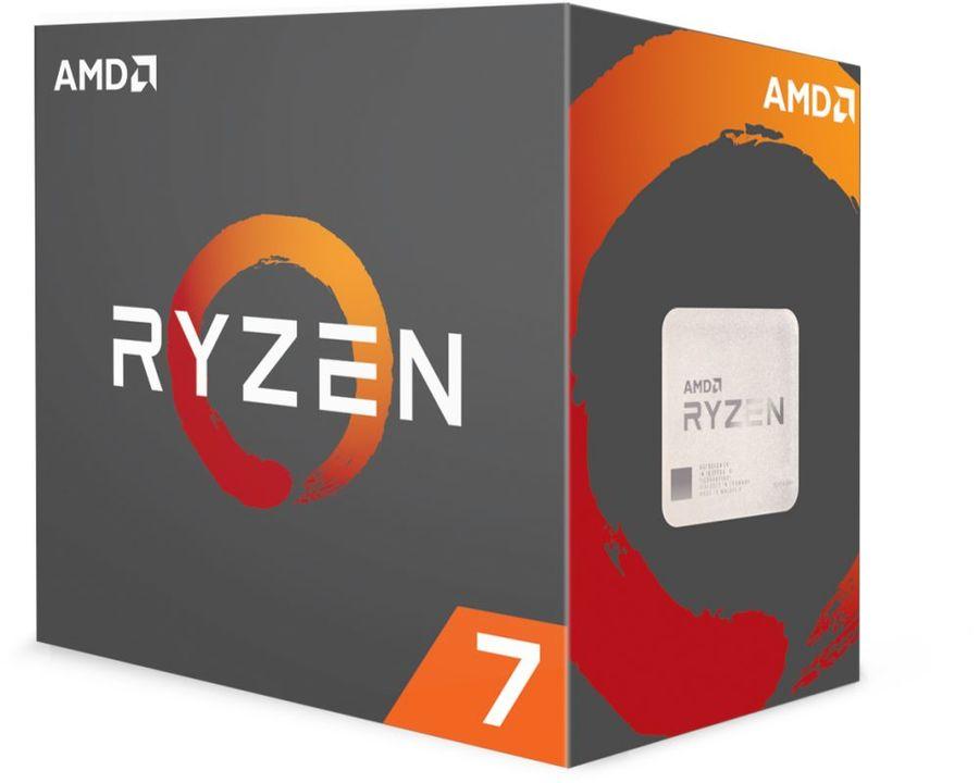Процессор AMD Ryzen 7 1800X, SocketAM4 BOX [yd180xbcaewof]