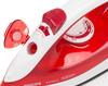 Утюг PHILIPS GC1433/40,  2000Вт,  красный/ белый вид 5