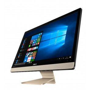 Моноблок ASUS V221ICGK-BA006T, Intel Core i3 7100U, 4Гб, 1000Гб, NVIDIA GeForce 930MX - 2048 Мб, Windows 10, черный [90pt01u1-m00420]