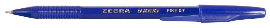 Ручка шариковая Zebra B 1000 0.7мм синий