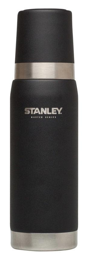 Термос STANLEY Master, 0.75л, черный