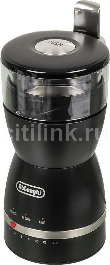 Кофемолка DELONGHI KG 49,  черный [0177111022]