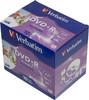 Оптический диск DVD+R VERBATIM 4.7Гб 16x, 10шт., jewel case, printable [43508] вид 1