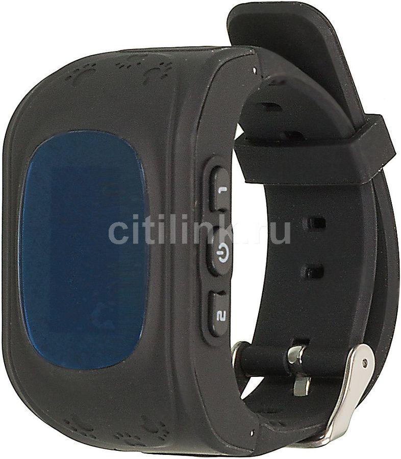 """Смарт-часы КНОПКА ЖИЗНИ K911,  0.64"""",  черный / черный [9110105]"""
