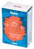 Термометр BURO H999E/G/T,  серебристый вид 9