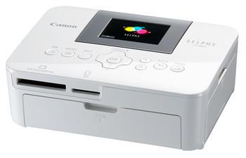 Компактный фотопринтер CANON Selphy 1300, черный