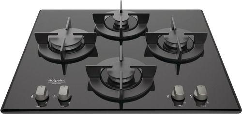 Варочная панель HOTPOINT-ARISTON 641 DD /HA(BK),  независимая,  стекло черное