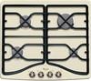 Варочная панель WHIRLPOOL AKM 528/JA,  независимая,  бежевый вид 1