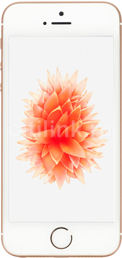 Смартфон APPLE iPhone SE 32Gb, MP852RU/A, розовое золото apple iphone 5s 32gb a1530