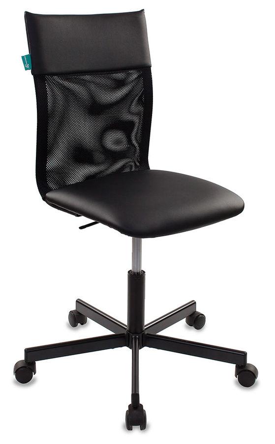 Кресло БЮРОКРАТ CH-1399, на колесиках, искусственная кожа, черный [ch-1399/black]