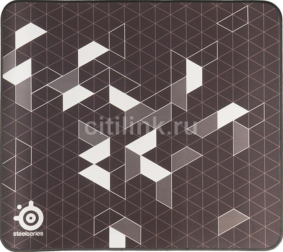 Коврик для мыши STEELSERIES Limited QcK+,  черный/рисунок [63700]