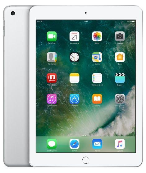 Планшет APPLE iPad 32Gb Wi-Fi + Cellular MP1L2RU/A,  2GB, 32GB, 3G,  4G,  iOS серебристый