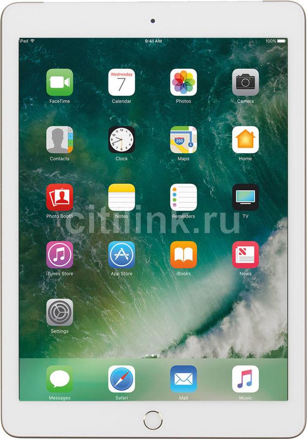 Планшет APPLE iPad 128Gb Wi-Fi + Cellular MPG52RU/A,  2GB, 128GB, 3G,  4G,  iOS золотистый