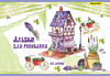 (ДУБЛЬ) Альбом для рисования Silwerhof 911156-74 40л. A4 Прованс 2диз. мел.картон гребень вид 1