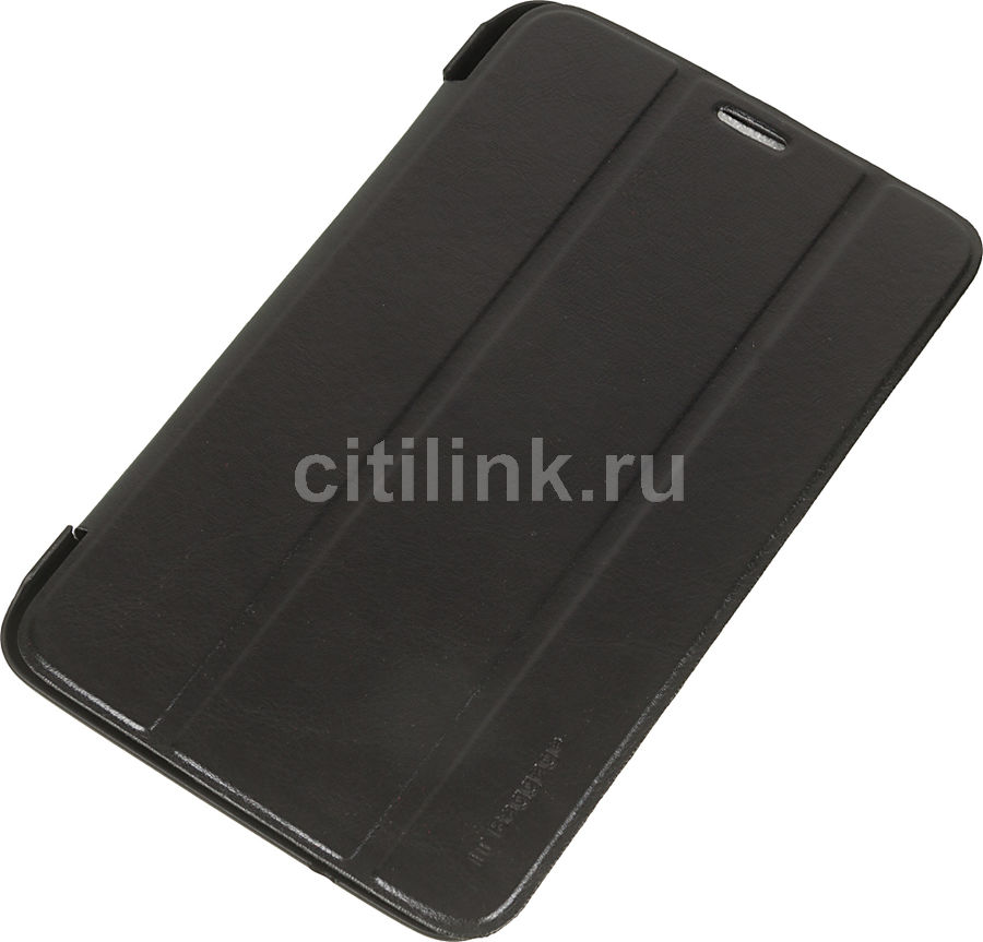 Чехол для планшета IT BAGGAGE ITSST4L5-1, черный, для Samsung Galaxy Tab3 Lite SM-T116 it baggage чехол для samsung galaxy tab a 7 0 sm t285 sm t280 red