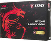 "Ноутбук MSI GP72VR 7RFX(Leopard Pro)-477RU, 17.3"", Intel  Core i7  7700HQ 2.8ГГц, 8Гб, 1000Гб, nVidia GeForce  GTX 1060 - 3072 Мб, DVD-RW, Windows 10, 9S7-179BB3-477,  черный вид 18"