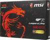 "Ноутбук MSI GP72 7RDX(Leopard)-487XRU, 17.3"", Intel  Core i7  7700HQ 2.8ГГц, 16Гб, 1000Гб, nVidia GeForce  GTX 1050 - 2048 Мб, DVD-RW, Free DOS, 9S7-1799B3-487,  черный вид 18"