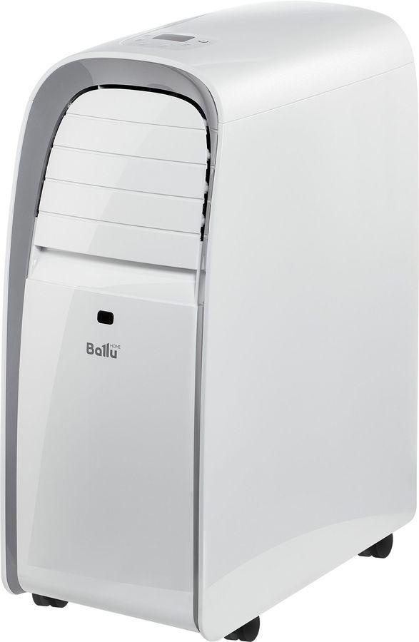 Кондиционер мобильный BALLU Smart electronic BPAC-12 CE_17Y серебристый/белый