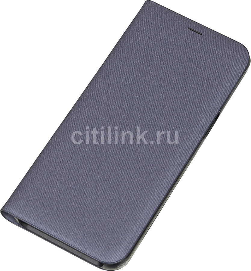 SAMSUNG Чехол (флип-кейс) SAMSUNG LED View Cover, для Samsung Galaxy S8, фиолетовый [ef-ng950pvegru]