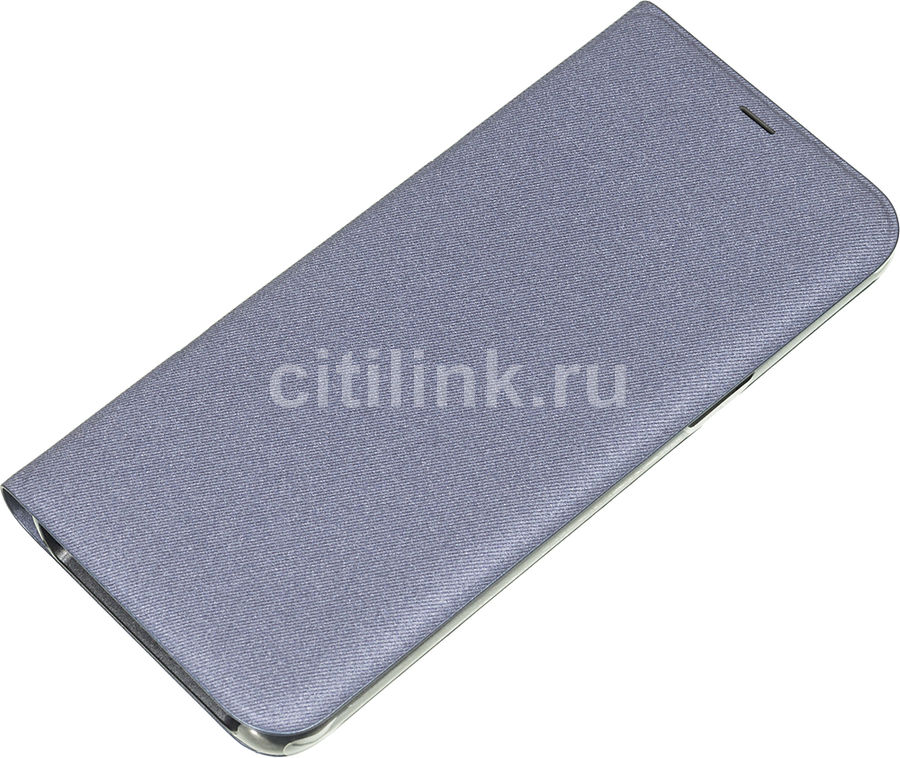 Чехол (флип-кейс) SAMSUNG LED View Cover, для Samsung Galaxy S8+, фиолетовый [ef-ng955pvegru] чехол клип кейс samsung protective standing cover great для samsung galaxy note 8 темно синий [ef rn950cnegru]