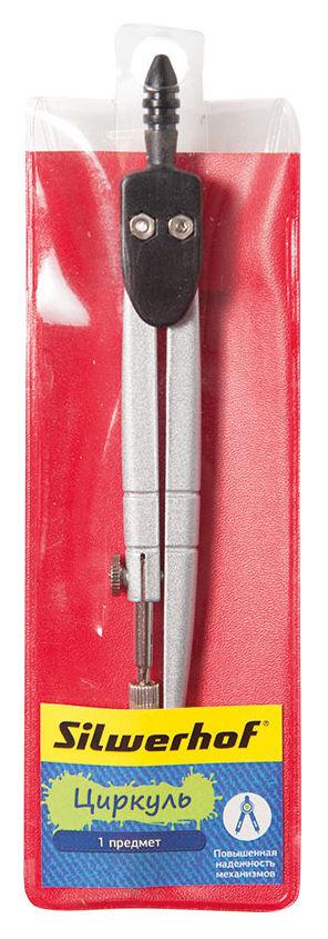 Циркуль Silwerhof 540111 металл 9см